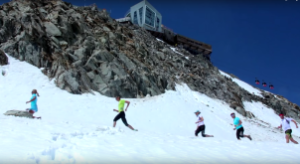 XBionic Courmayeur Mont Blanc Sky Race 2015 – The Spot